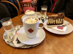 week-end à Vienne : Café Sluka